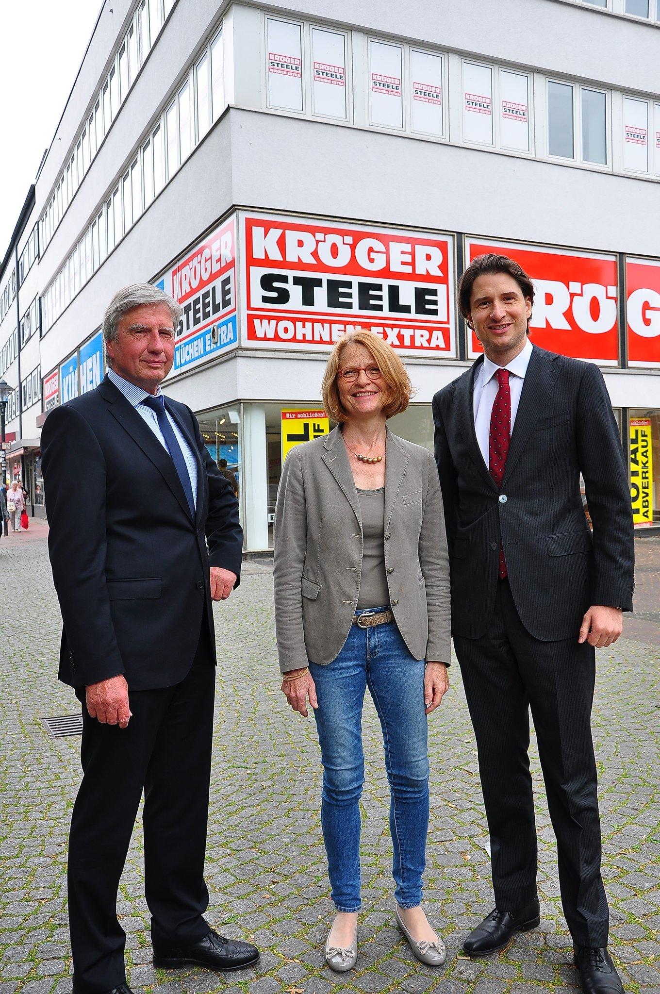 Essen: Möbel Rehmann zieht ins Kröger-Haus nach Steele - Essen-Werden