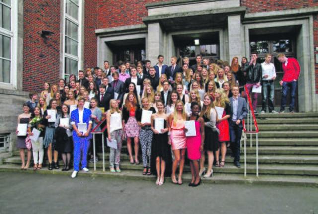 . Erfolgreiche Abg nger  Abiturienten der Schiller Schule Bochum   Bochum