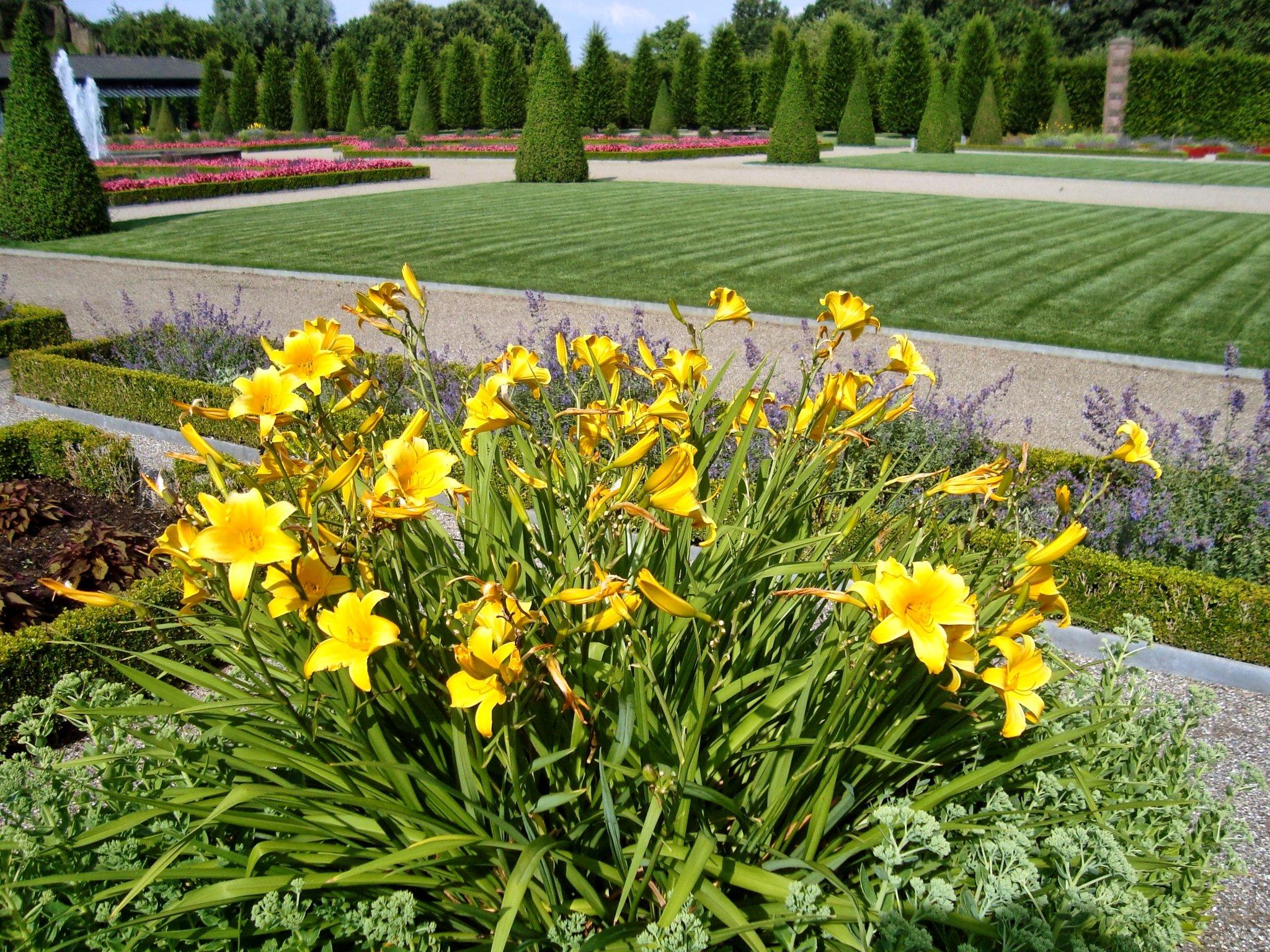 Ausflugstipp Ein Garten wie gemalt Der Terrassengarten