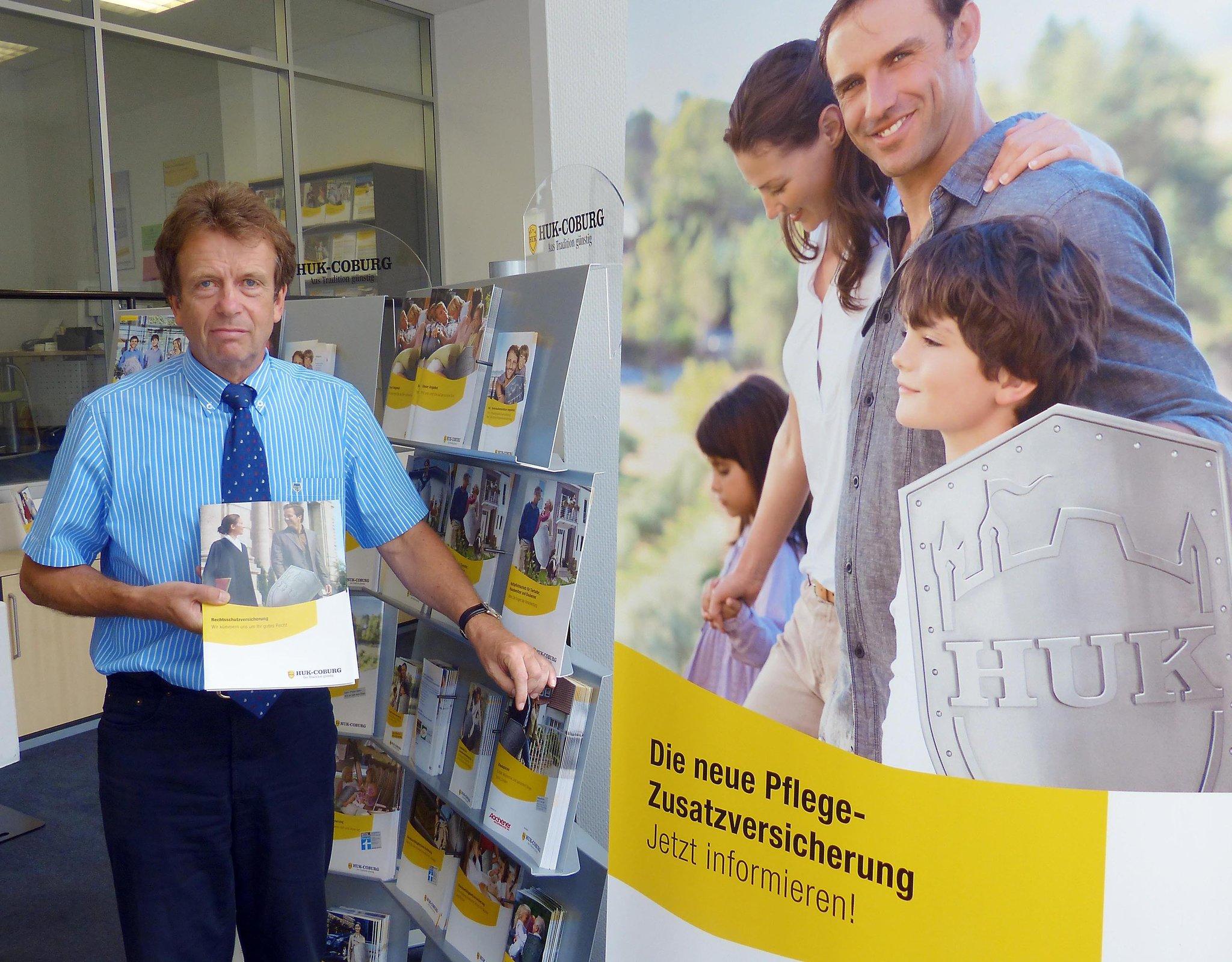 Thomas Voss Leitet Huk Coburg Buro In Aplerbeck Dortmund Sud