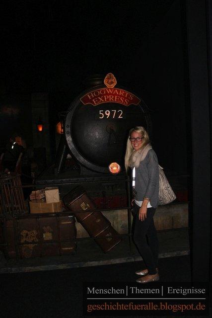 Harry Potter Austellung Köln