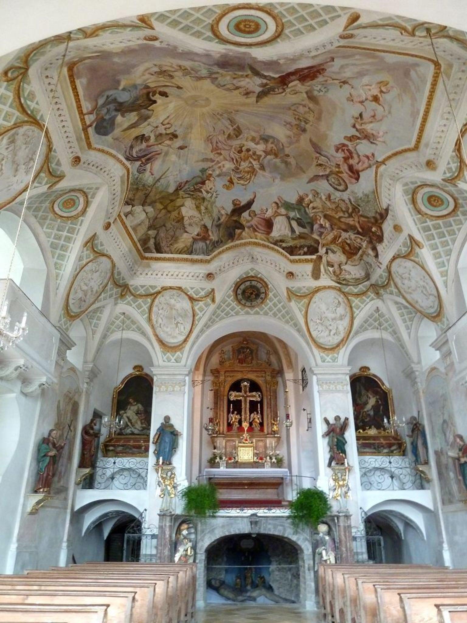Heilig-Kreuz-Kirche (auf dem Kalvarienberg in Bad Tölz) - Duisburg