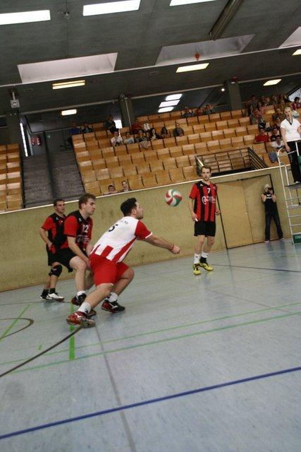 Enge Spiele für die Mannschaften des VC Bottrop 90 Bottrop