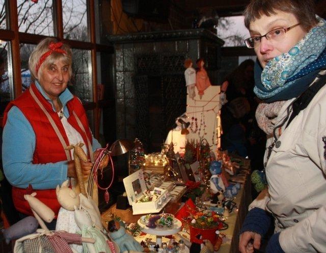 Fotostrecke: Weihnachtsmarkt in Duisburg - Baerl - Duisburg