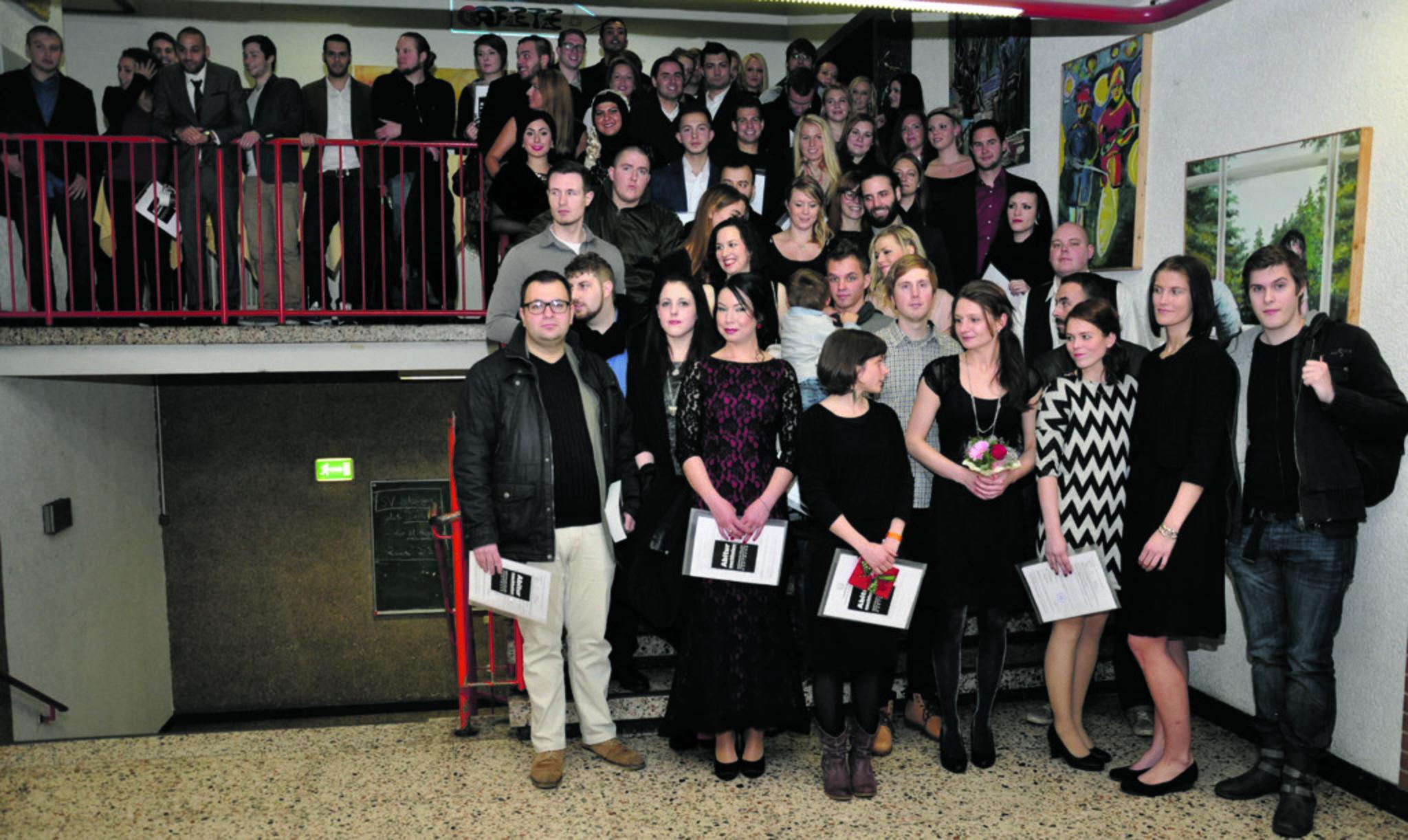 Abiturienten Feiern Am Westfalenkolleg Dortmund Dortmund City