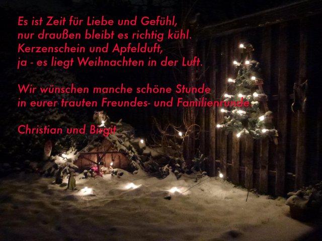 Frohe Weihnachten Bewegte Bilder.Kleve Emmerich Goch Wir Wunschen Euch Allen Hier Im Lk