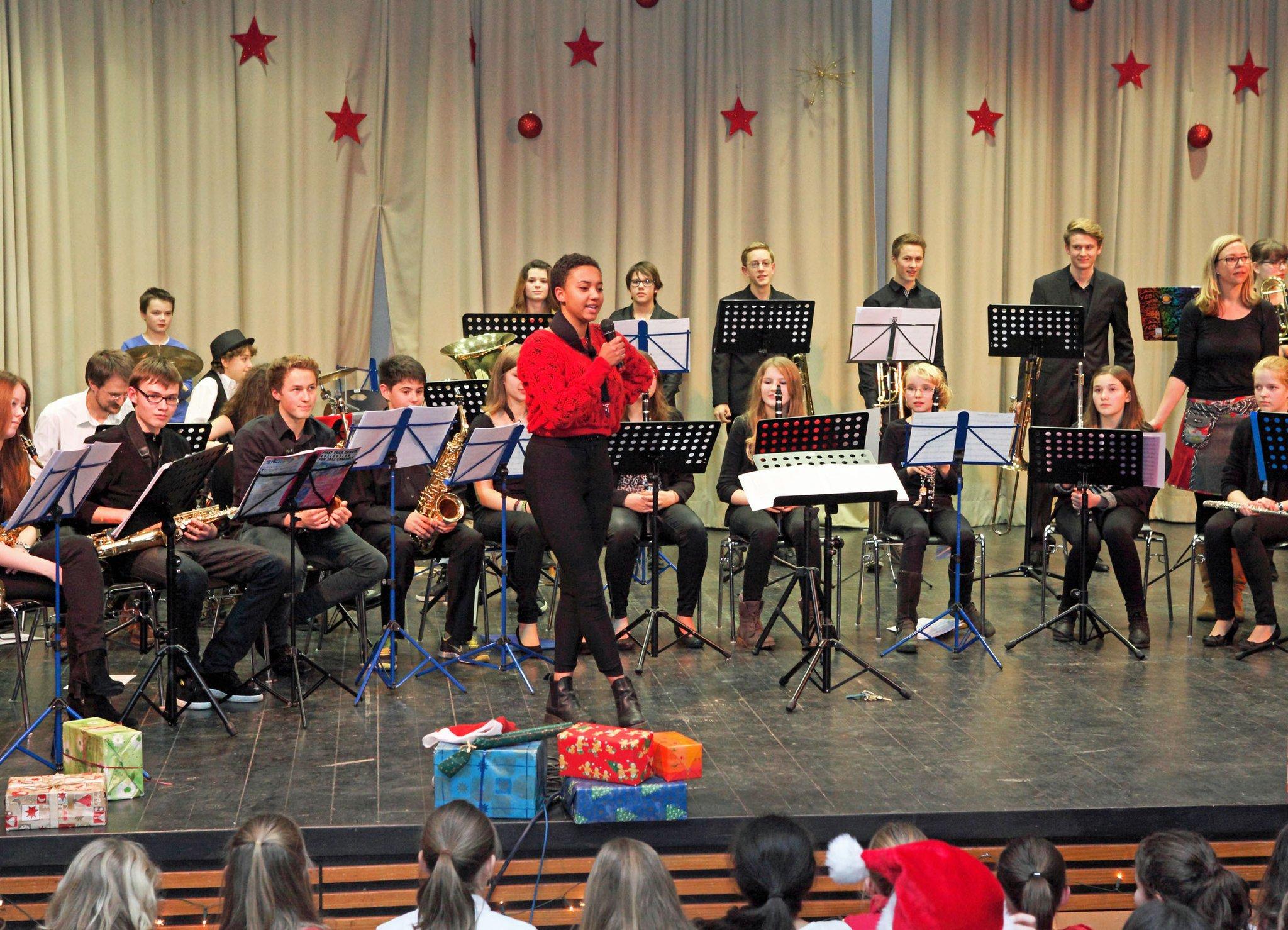 Super beeindruckendes Weihnachtskonzert am Gymnasium Letmathe - Iserlohn