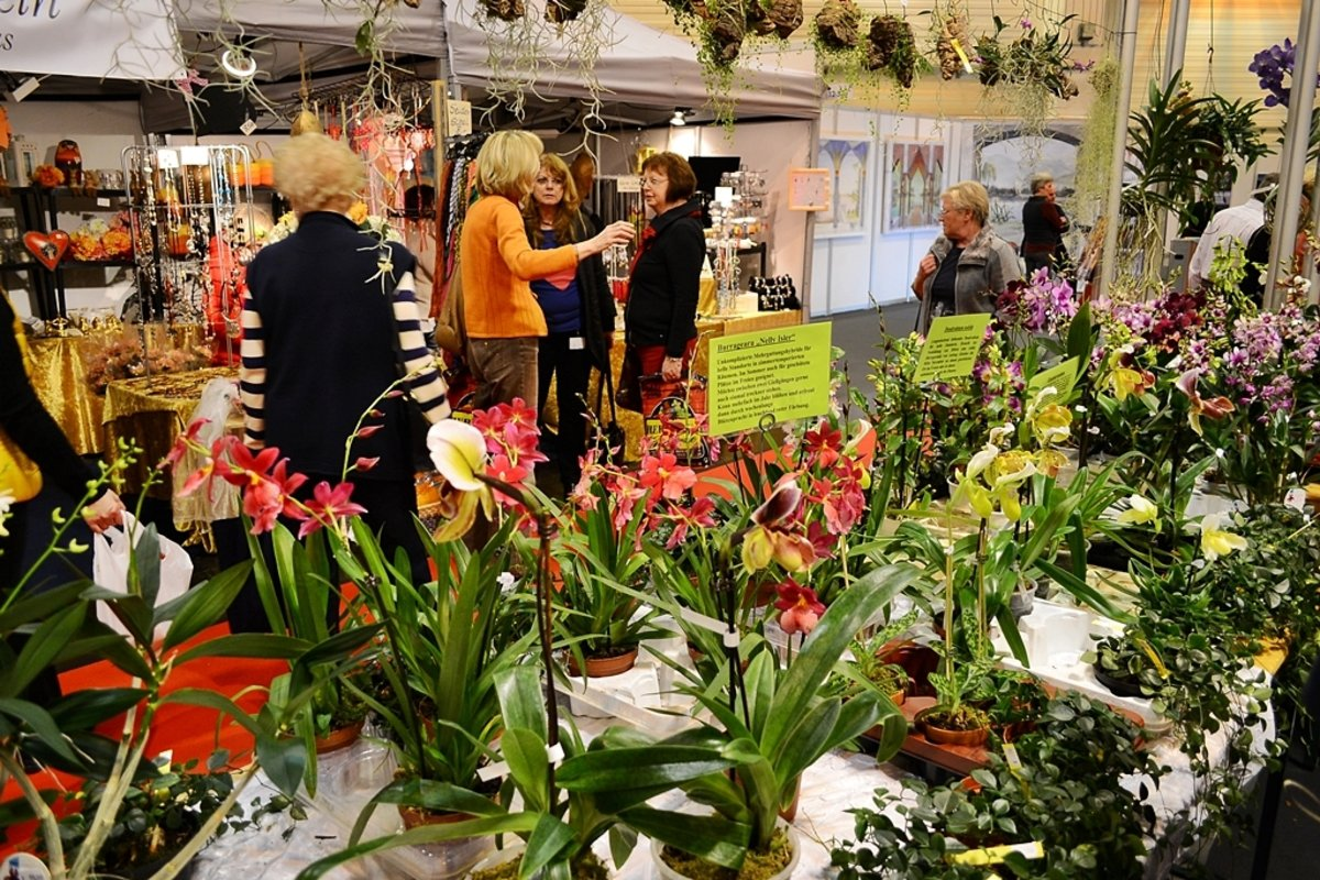 Messe Essen Haus Garten Genuss Die Freizeit Fruhlingsmesse Hilden