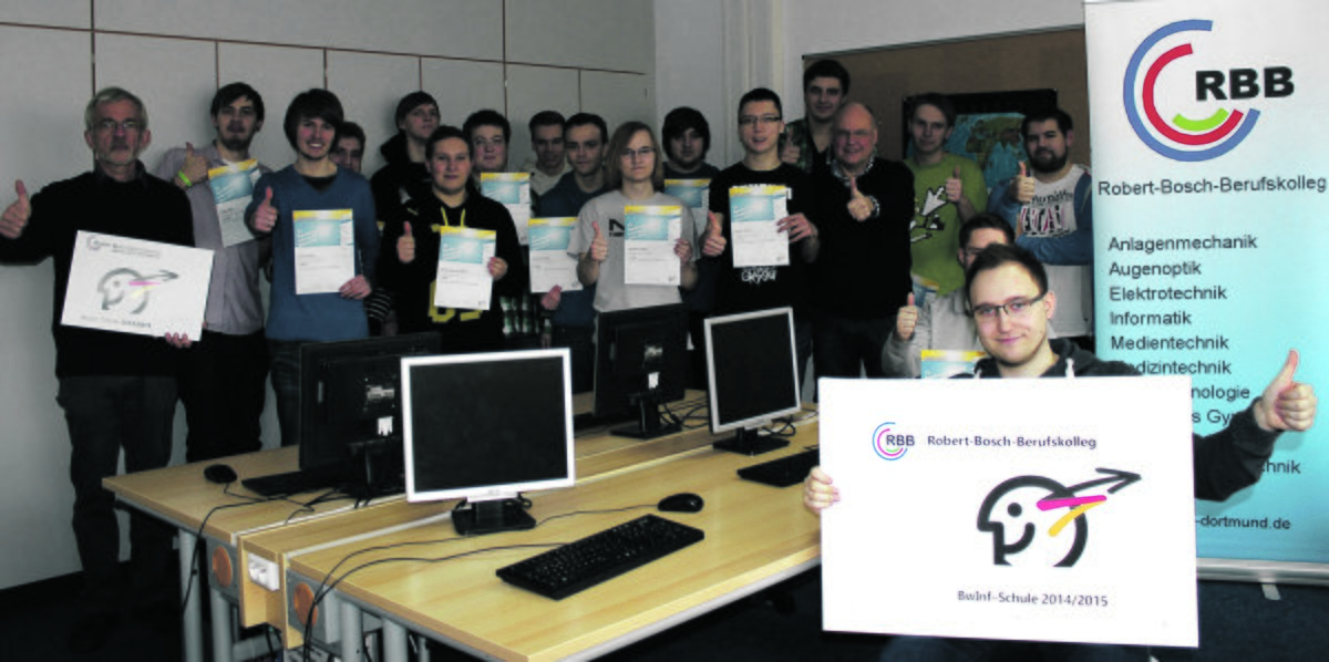 Dortmunder Schuler Sind Die Besten Jung Informatiker In Deutschland