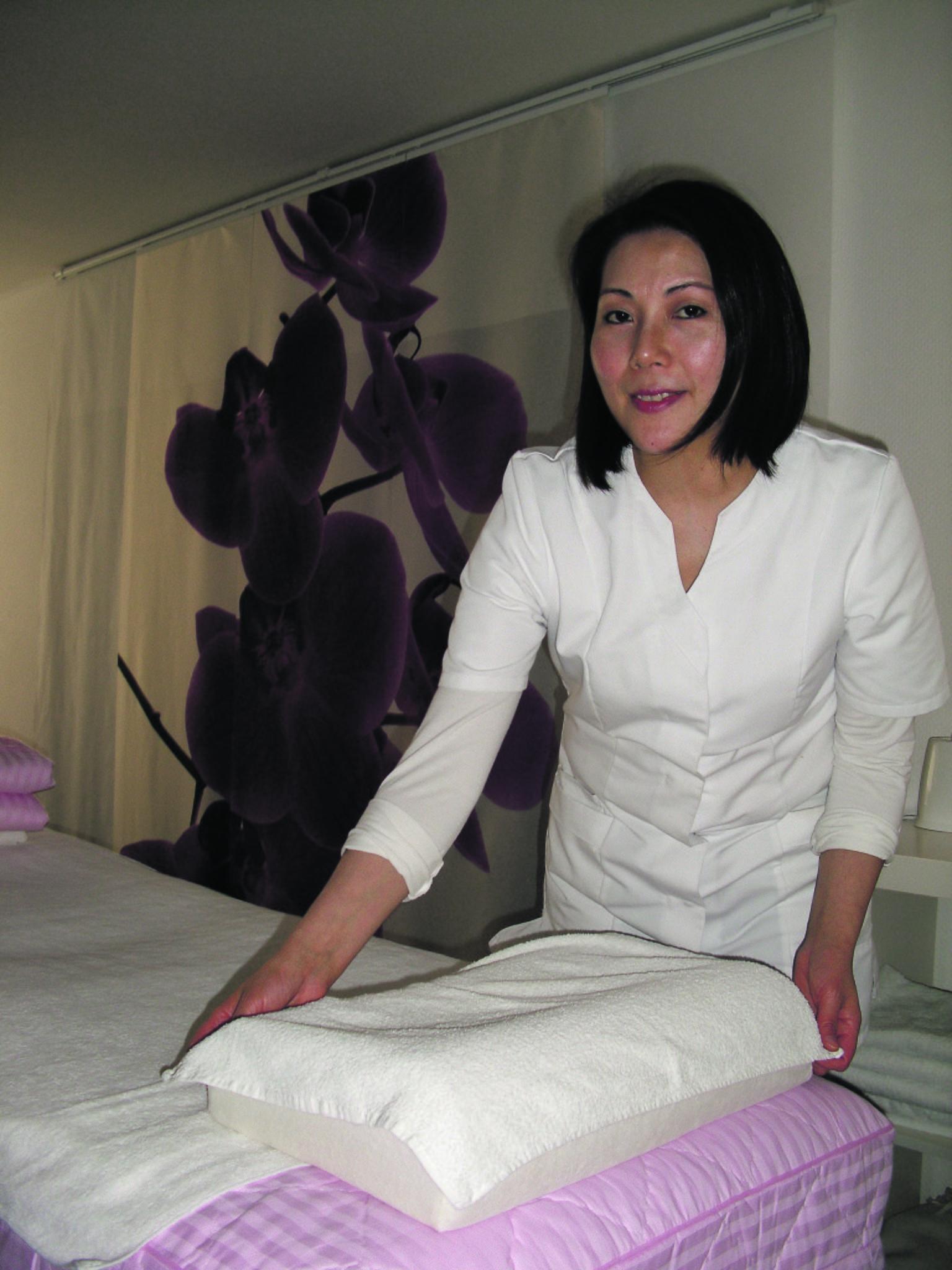 Thai massage berichte