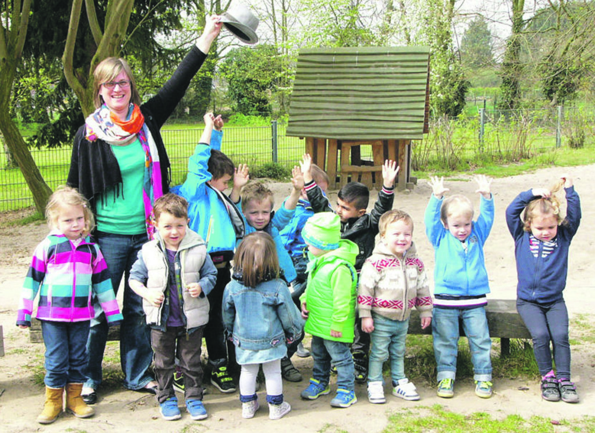 Kindergarten Zipfelmütze