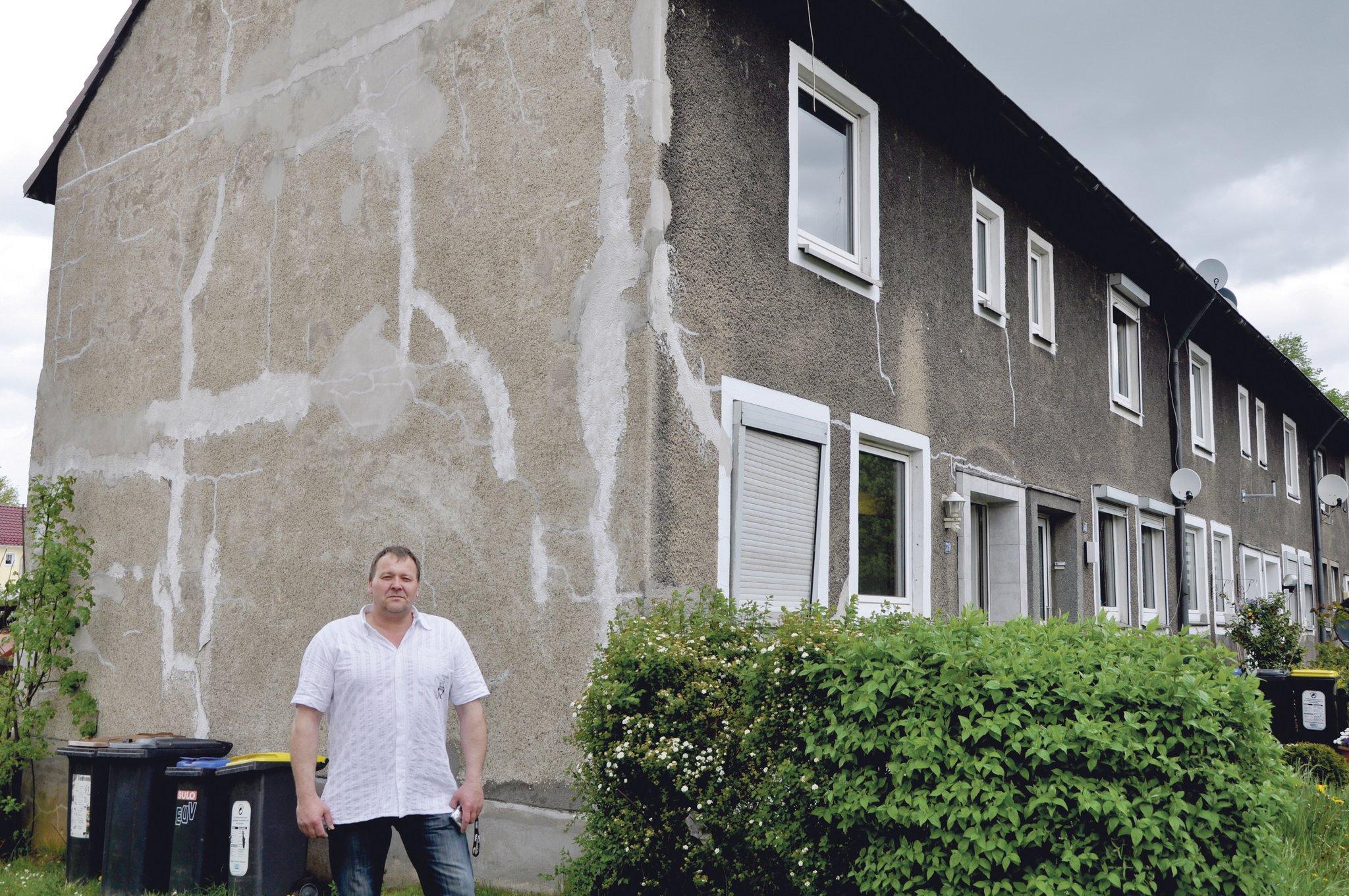 """""""Das Haus ist eine Ruine"""" Kaufangebot der Vivawest"""