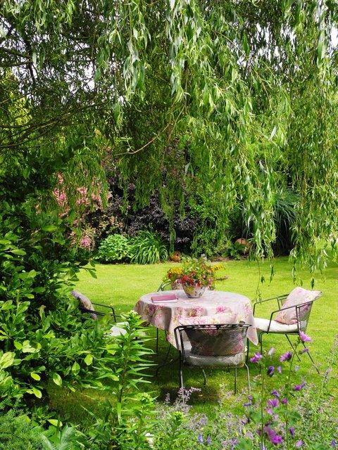 Private Garten Im Kleverland Im Mai Geoffnet Kleve