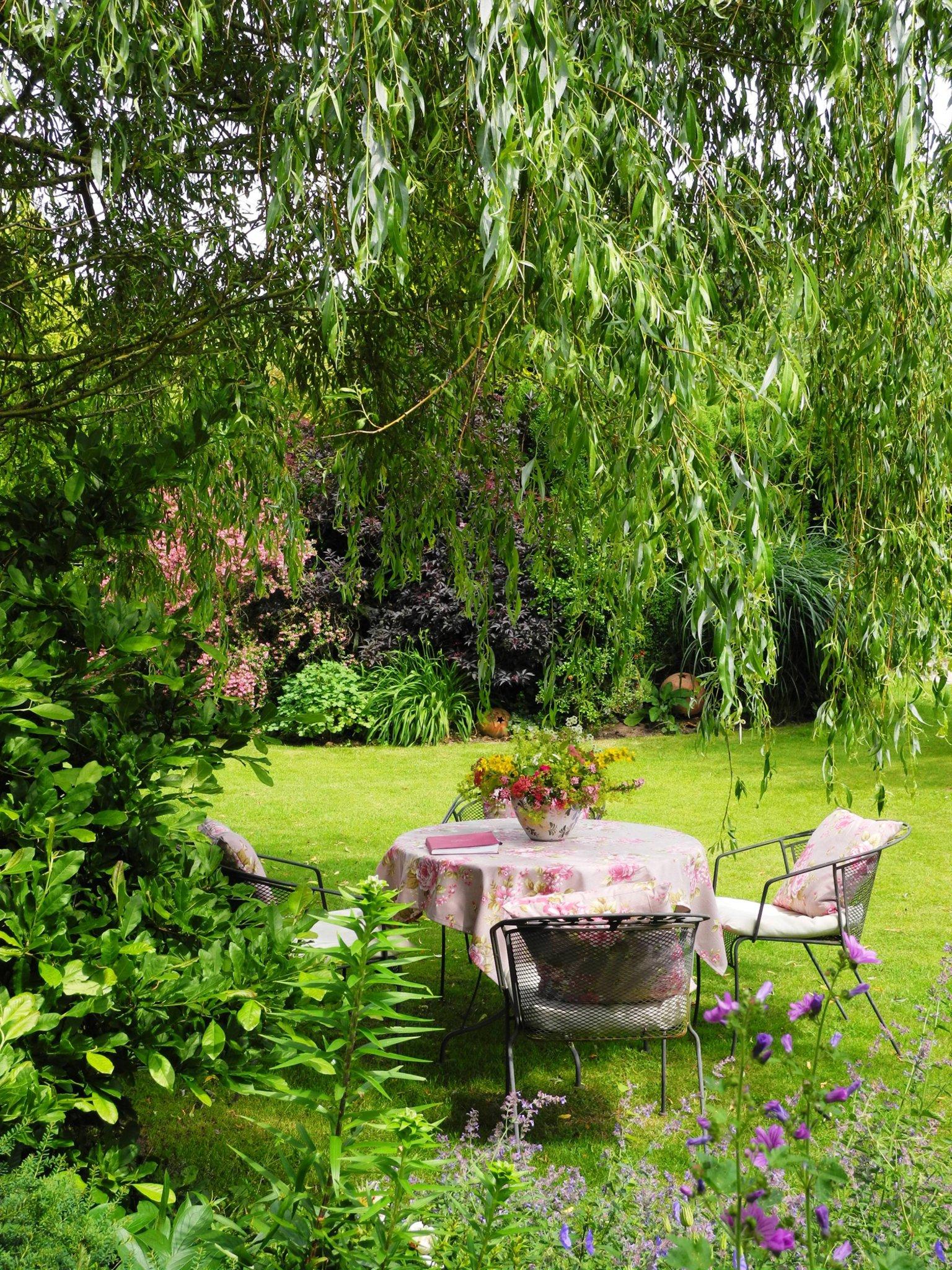 Private Gärten im Kleverland im Mai geöffnet - Kleve