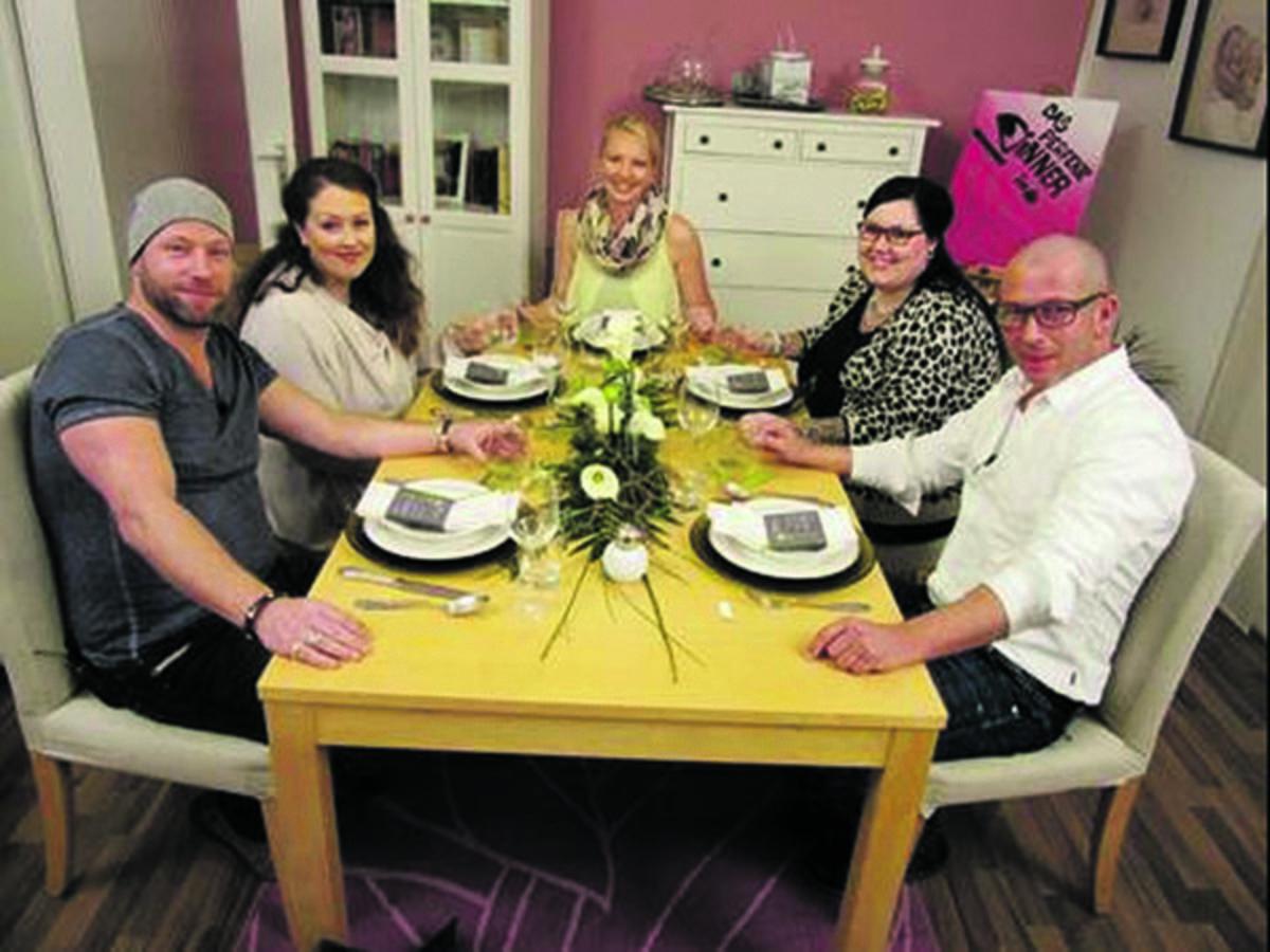 Sascha Serviert Perfektes Dinner Dortmund City