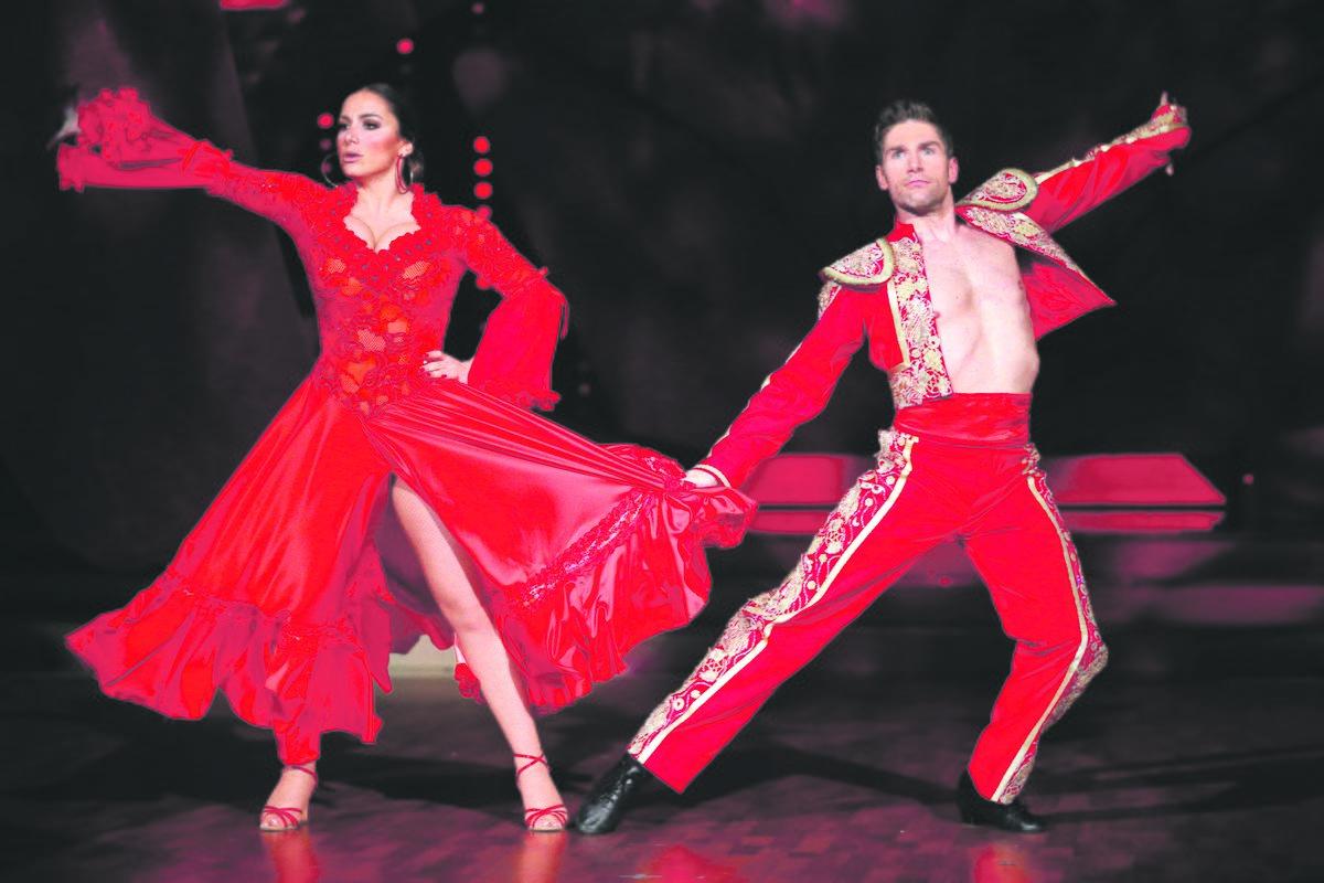 Tanz mit den Stars Paare aus dem Jahr 2015
