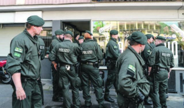 Polizei Mülheim