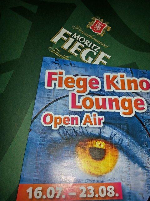Fiege Kino Open Air