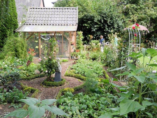 Die Sommerblute In Den Offenen Garten Im Kleverland Erleben Kleve