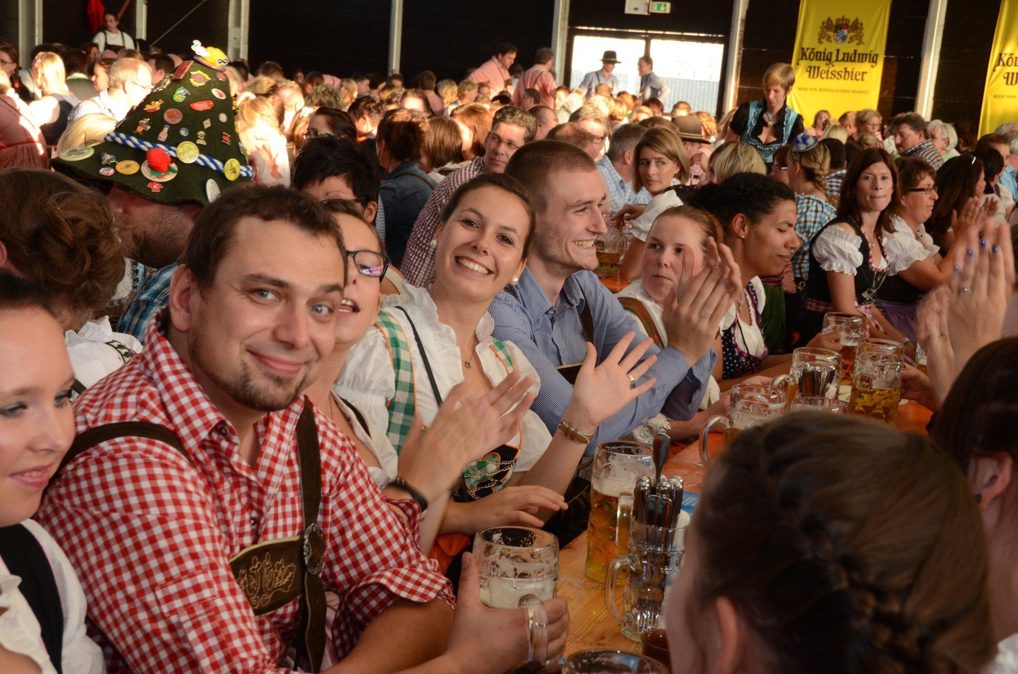 Oktoberfest in Kleve: Ein Freitagtermin fällt aus - Kleve