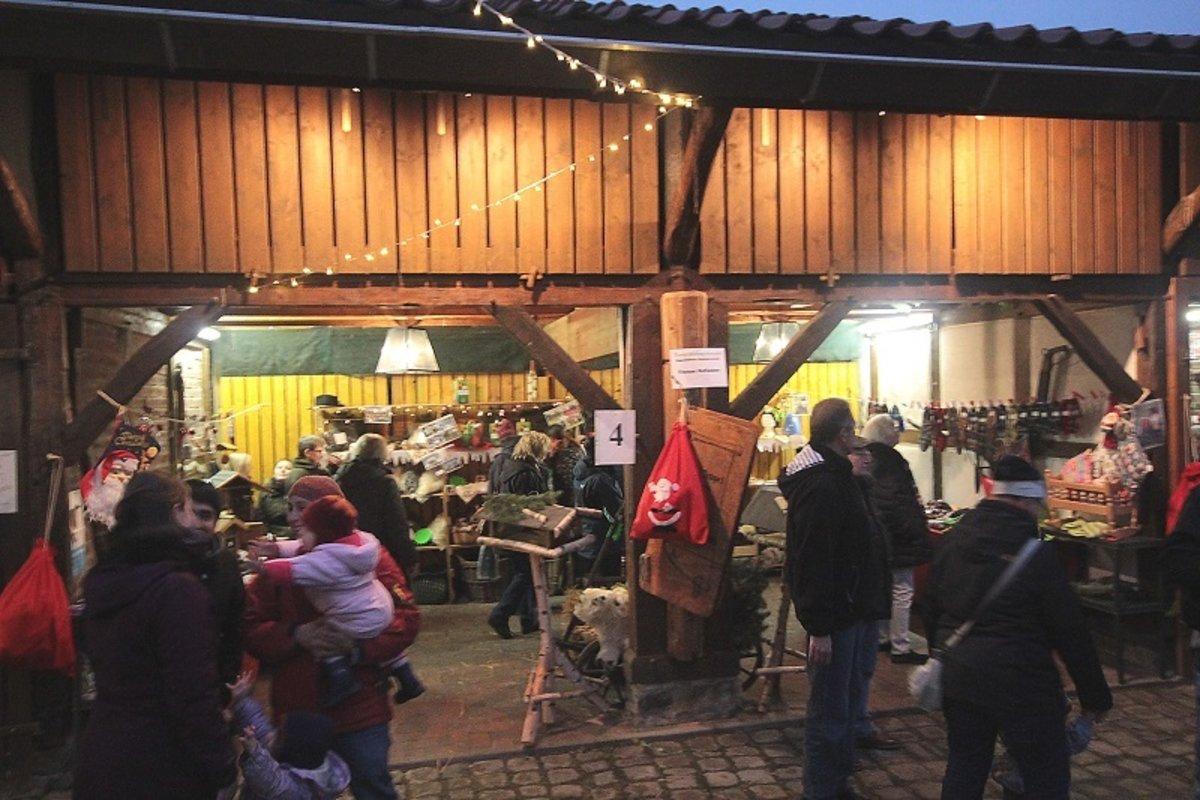Weihnachtsmarkt Typische Speisen.Vorankündigung Thorpe Weihnachtsmarkt In Eppendorf Wattenscheid