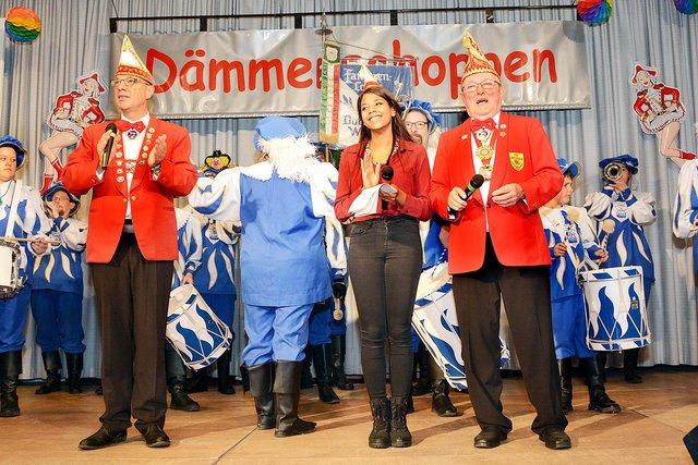 Karneval made in Dortmund // Rot-Gold Wickede feiert