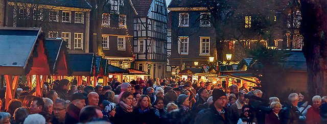 41 Nostalgischer Weihnachtsmarkt In Hattingen Eroffnet