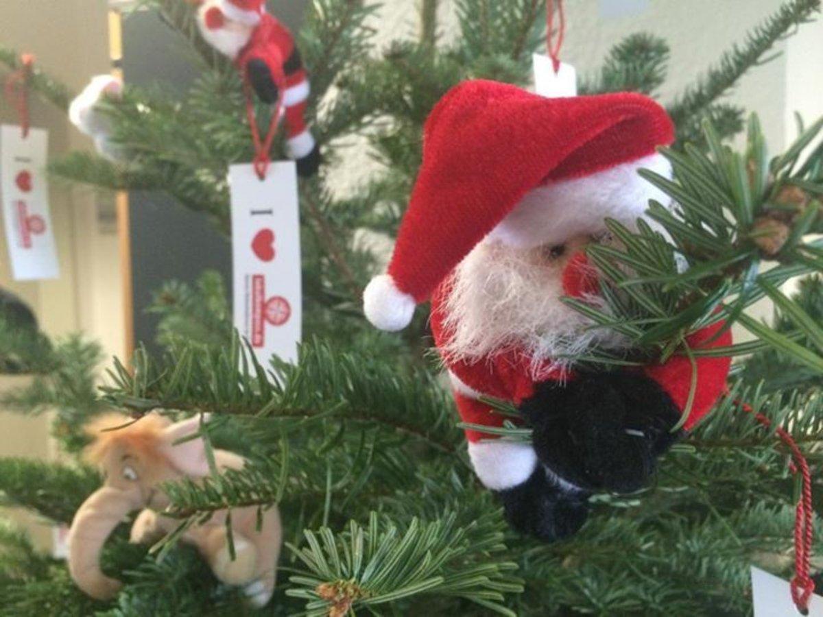 Wir wünschen Euch frohe Weihnachten und einen guten Rutsch!