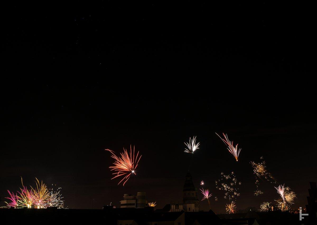Frohes Neues Jahr 2016 an alle - Gladbeck