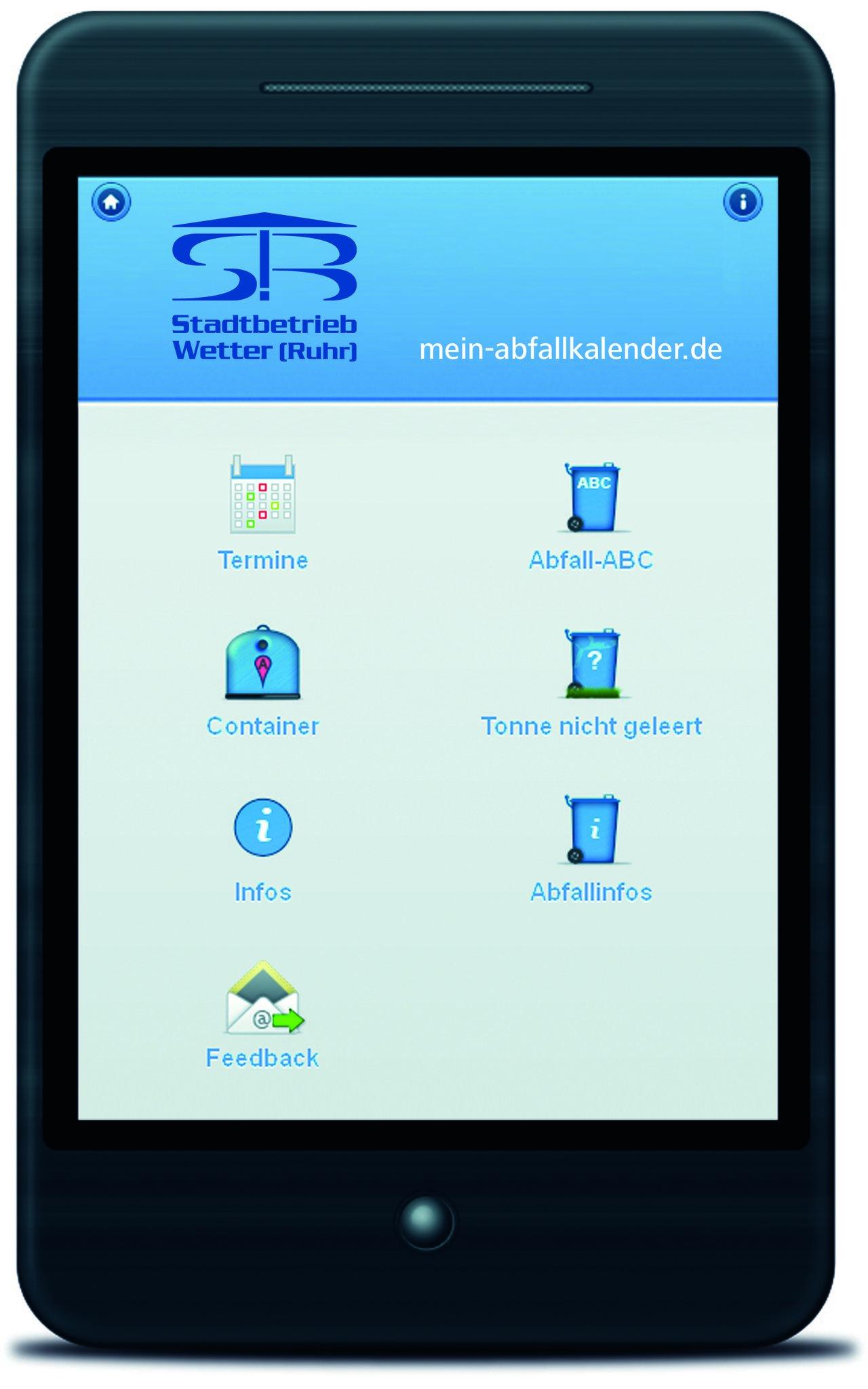 Wetter Hat Die Abfall App Wetter Ruhr
