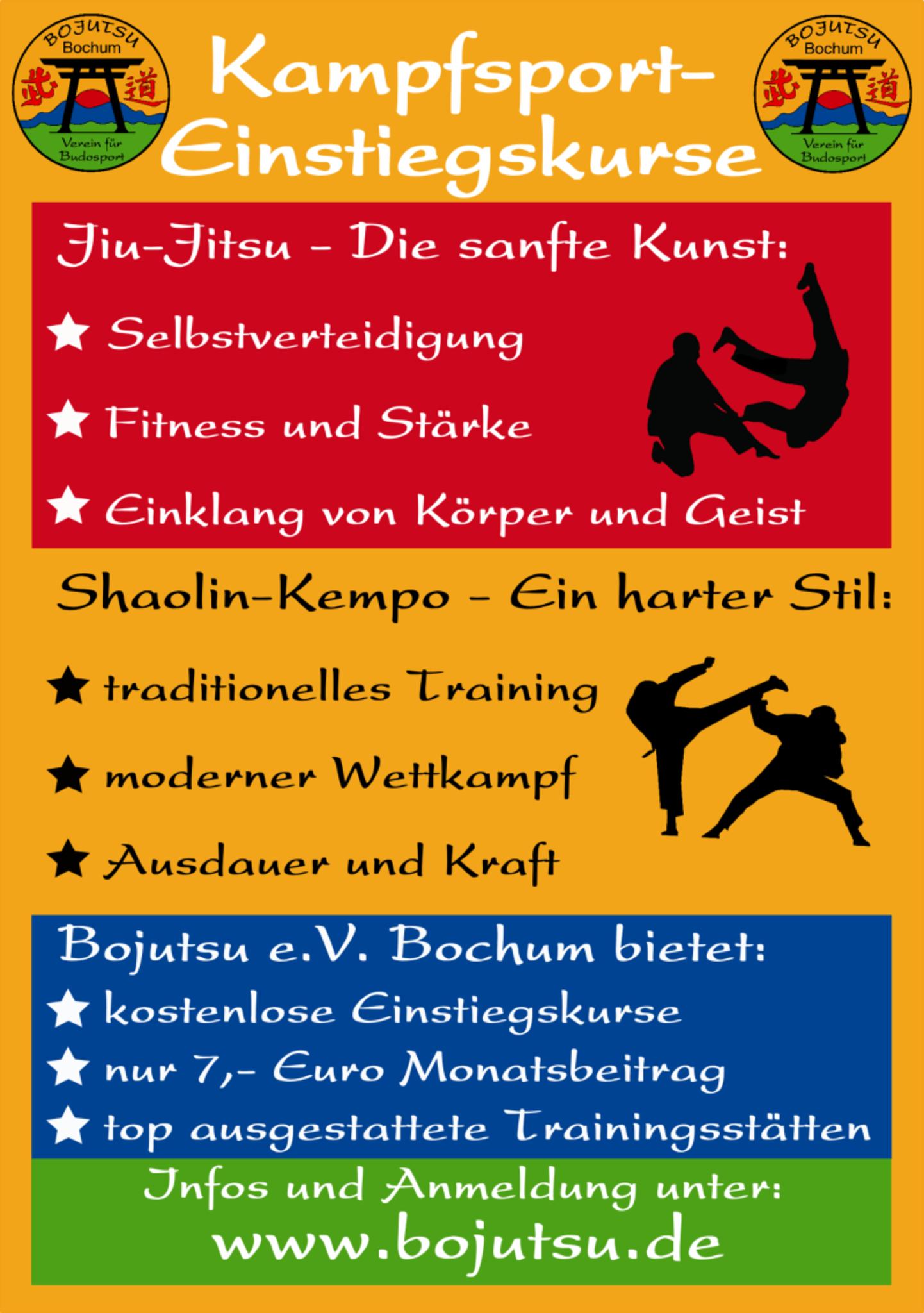 Kampfsport Bochum