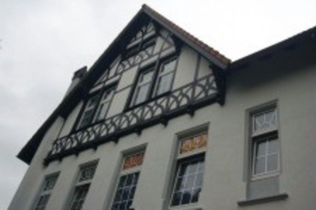 Hof- und Fassaden neu gestalten - Essen-Borbeck