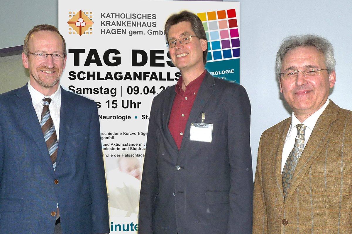 Tag Des Schlaganfalls Am 9 April Im St Johannes Hospital Hagen