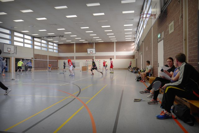 Badminton Duisburg