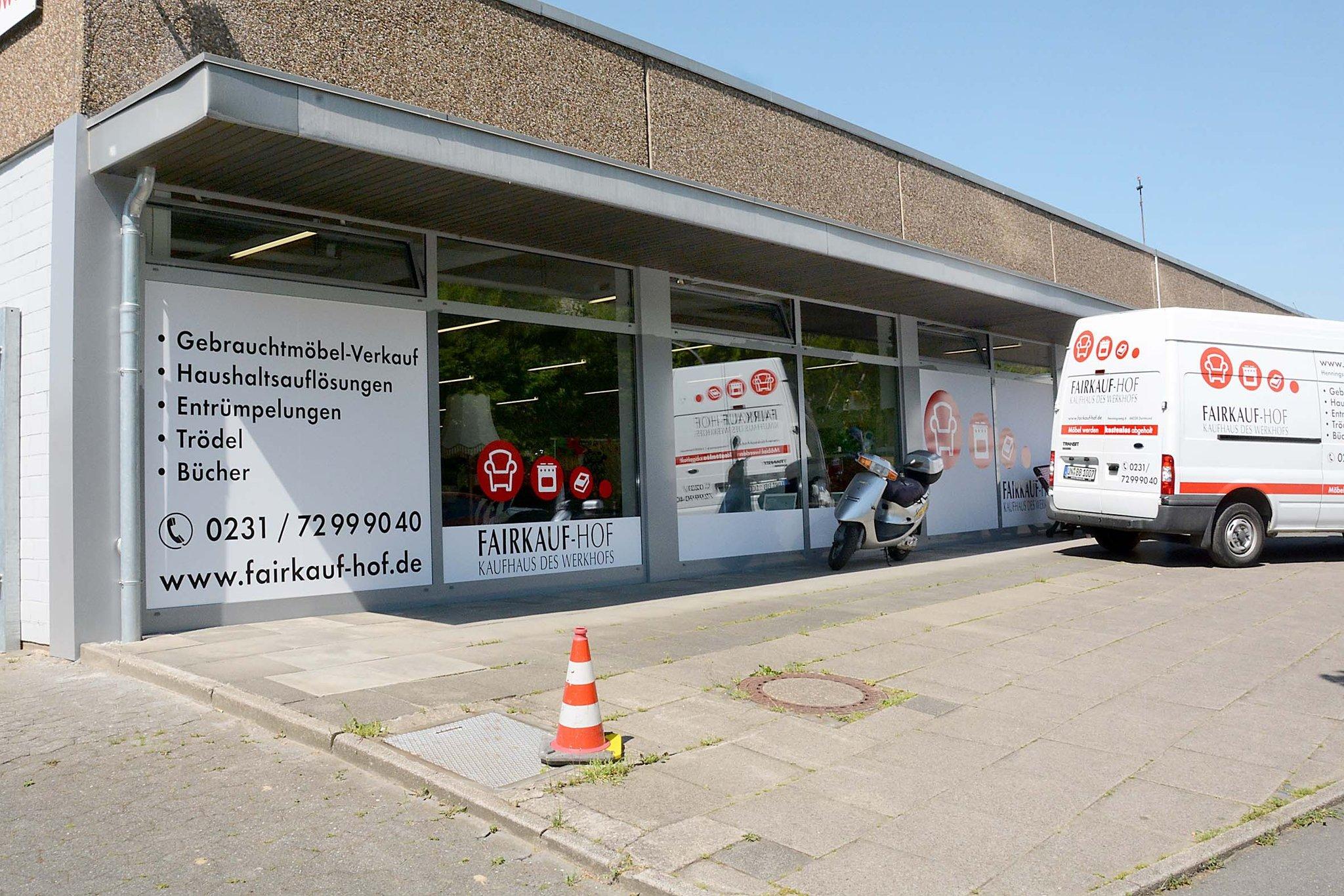 Möbel Und Mehr Im Fairkauf Hof In Scharnhorst Dortmund Nord