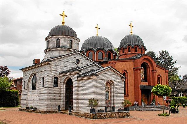 Serbisch Orthodoxe Gemeinde des hl. Sava - Düsseldorf