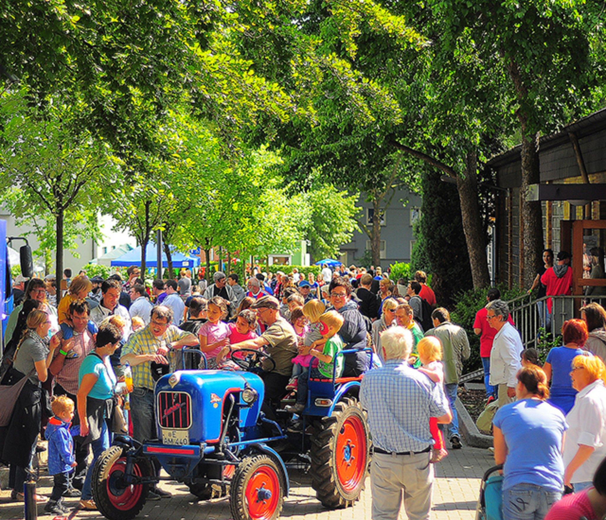 Sommerfest im Franz Sales Haus Essen Werden