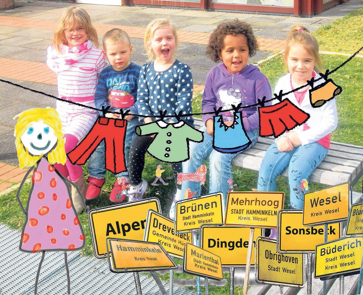 Kinderkleidermarkte In Wesel Xanten Und Umgebung Herbst Winter Wesel