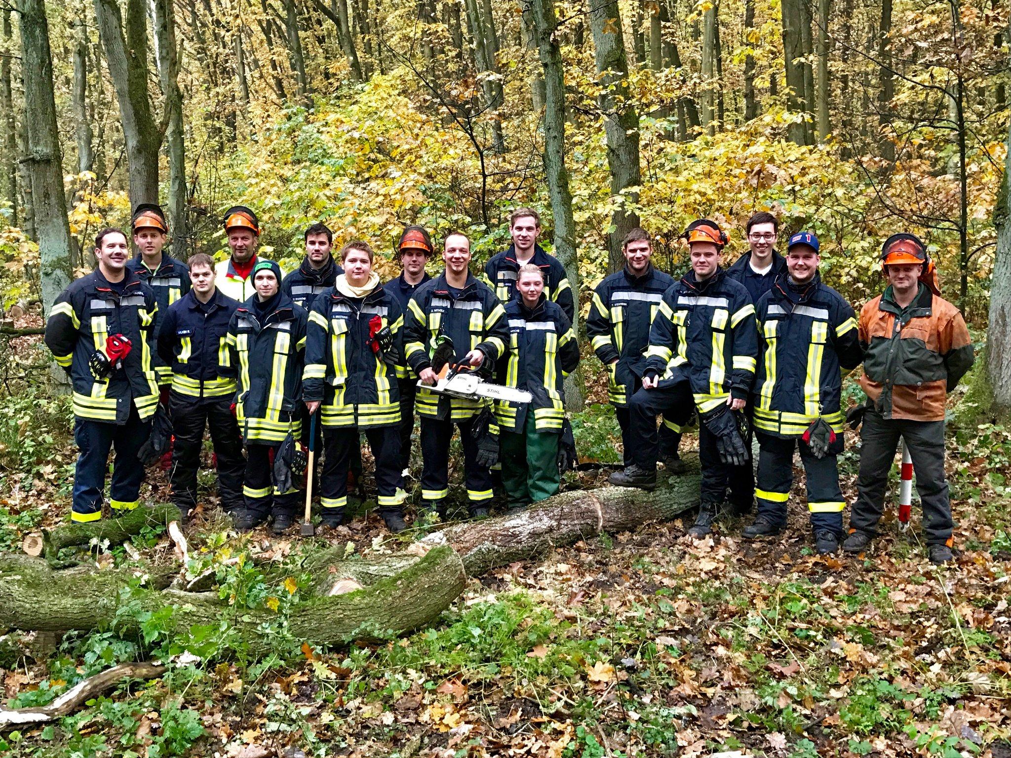 Feuerwehr Wald