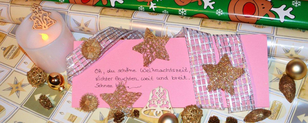 Ihre Weihnachtsgedichte, Bilder und Geschichten für den Stadtspiegel ...