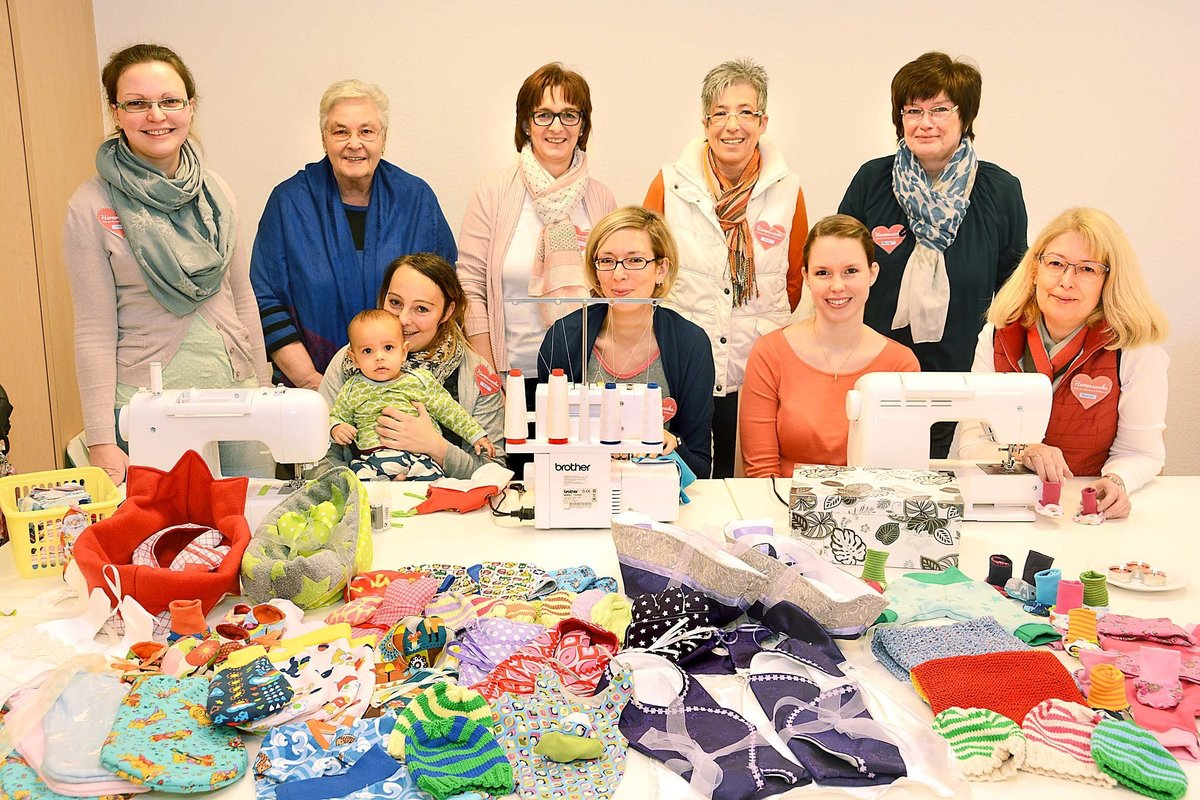Dortmunderinnen Handarbeiten Für Frühgeborene Und Sternenkinder