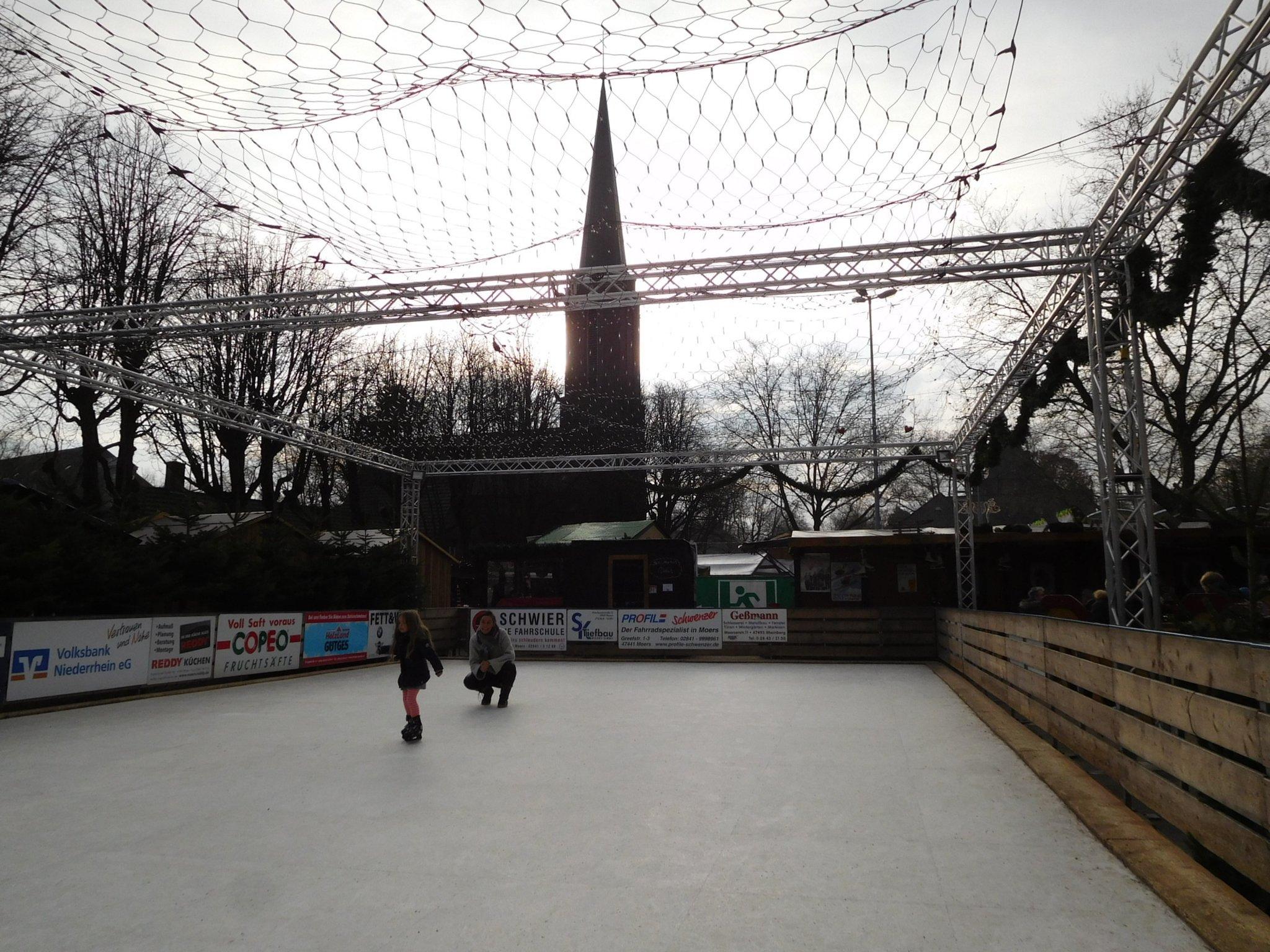 Der Weihnachtsmarkt Moers Kamp Lintfort