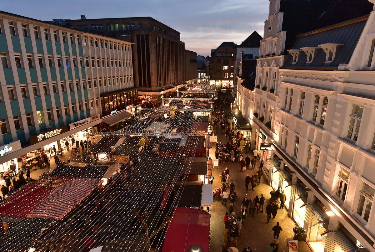 Weihnachtsmarkt Recklinghausen.Recklinghäuser Weihnachtsmarkt Eröffnet Recklinghausen