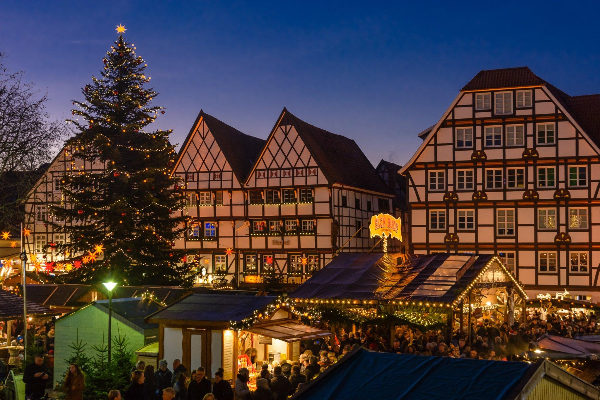Soest Weihnachtsmarkt.Impressionen Vom Weihnachtsmarkt In Soest Castrop Rauxel