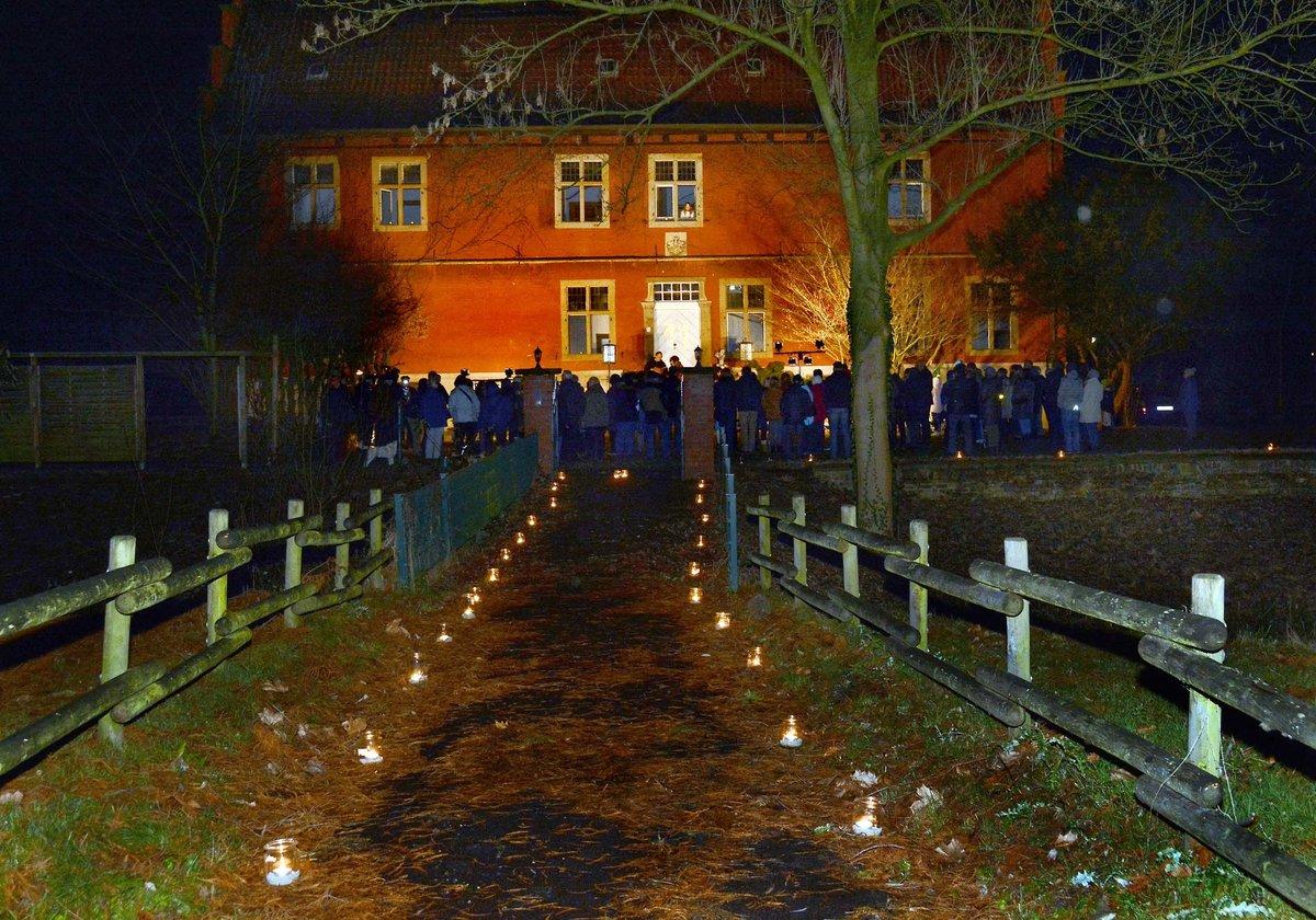 Adventskalender am Haus Wenge - Dortmund-Nord