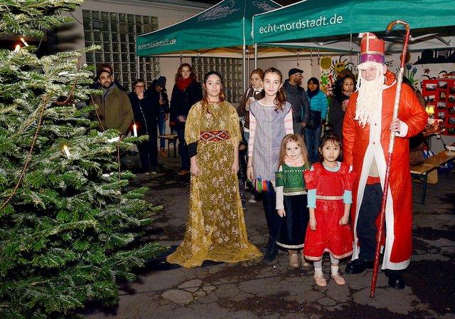 Weihnachtsmarkt Im Schleswiger Viertel Dortmund City