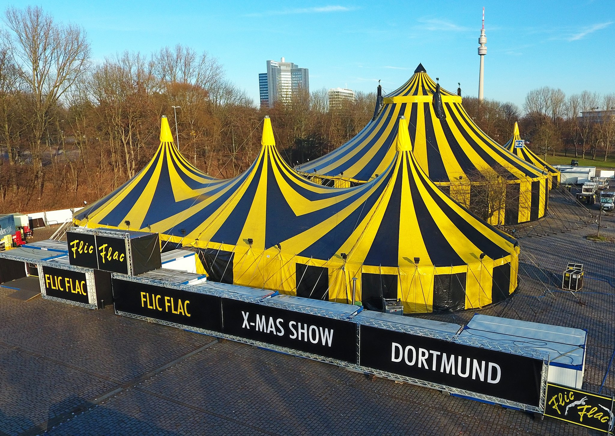 Circus Flic Flac Nürnberg