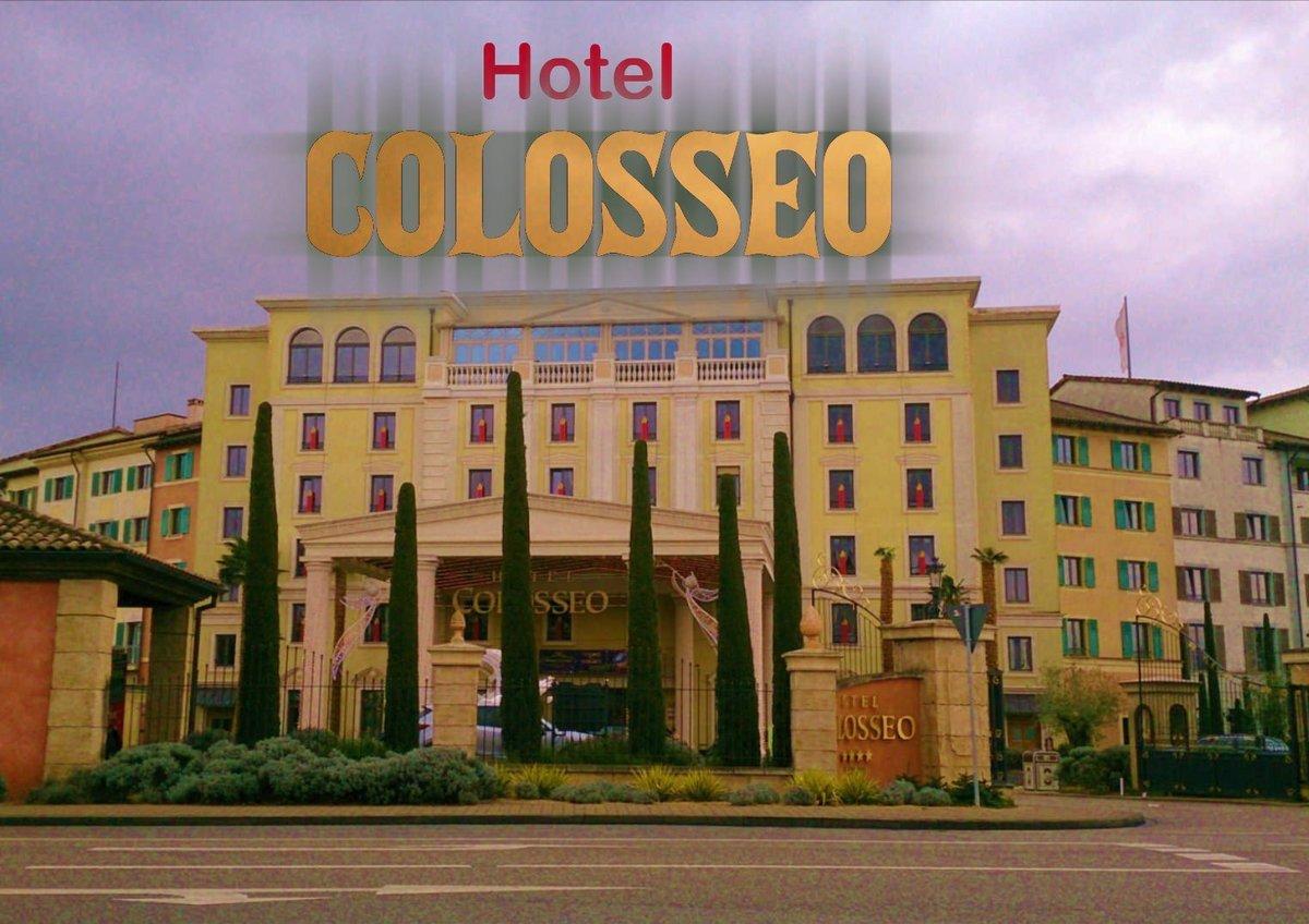 Benvenuti Bella Italia Das Familiare Europa Park Hotel Colosseo In