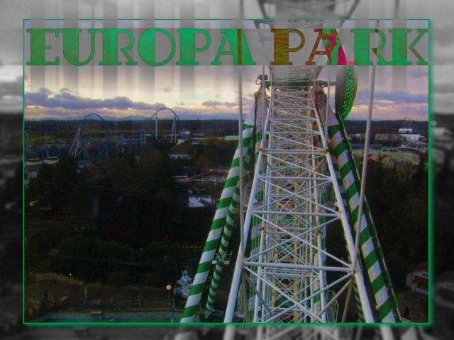 Europapark Themenbereiche Karte.Einweihung Der Neuen Europa Park Arena Und D J Bobo
