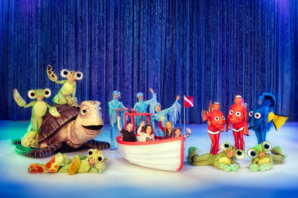 Disney On Ice In Oberhausen Lokalkompassde Verlost 4x2 Vip Kinder